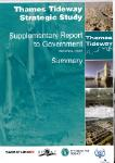 Thames  Tideway Strategic Study - Supplementary Report to Governmen